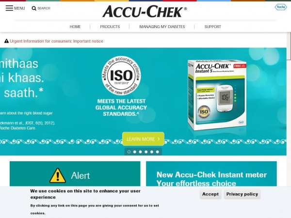 accu-chek.in