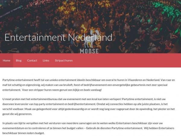 partytime-entertainment.nl