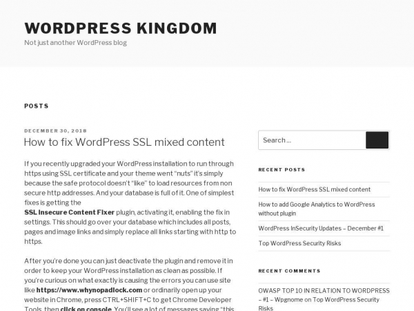 wordpresskingdom.com